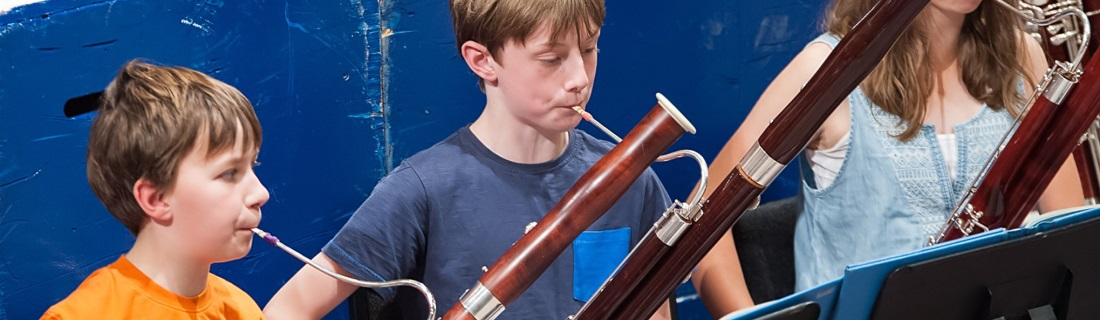 Bassoon Classes at International School of Music in Potomac and Rockville