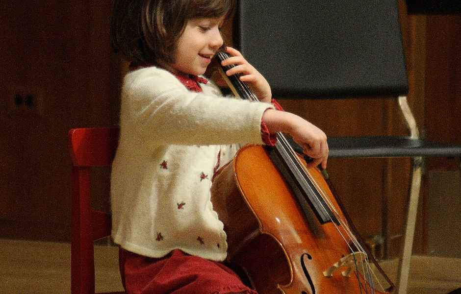 Cello Classes for Children at International School of Music in Potomac and Rockville