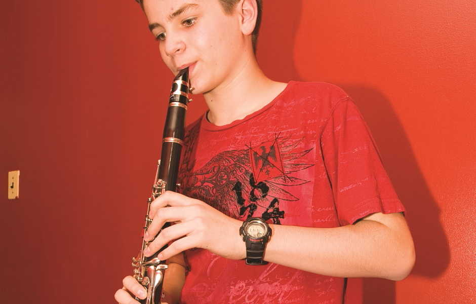 Clarinet Performance at International School of Music in Potomac and Rockville