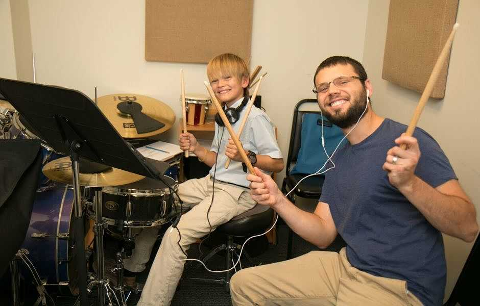 Drum and Percussion Classes at International School of Music in Potomac, Rockville and Chevy Chase