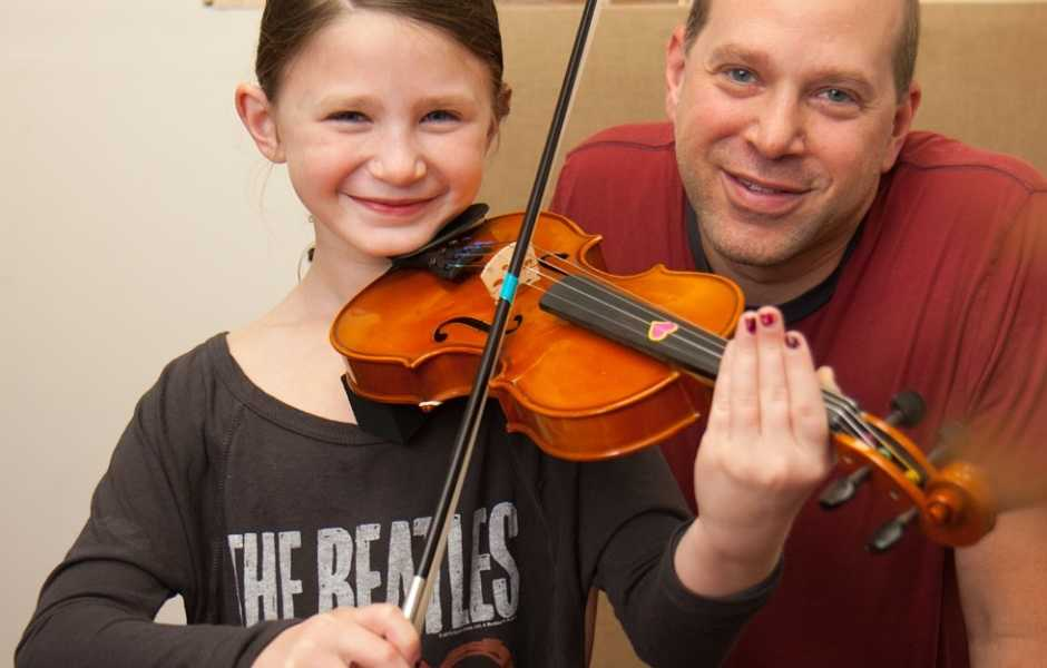 International School of Music can help you find the best teacher for your child's music lessons