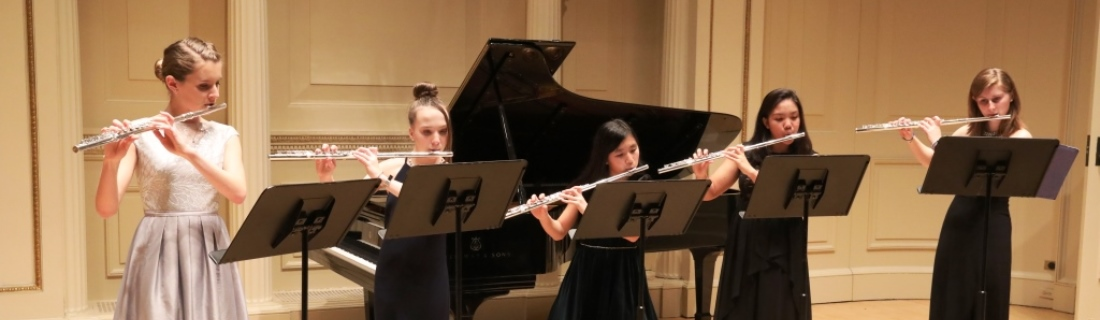 Flute, Recorder and Piccolo Classes at International School of Music in Bethesda and Potomac