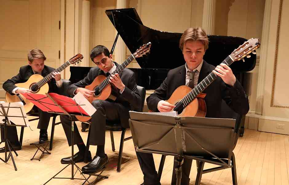 Performances, Recitals, Concerts at International School of Music
