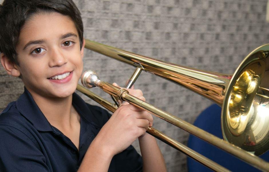 Trombone Classes at INternational School of Music in Rockville and Chevy Chase
