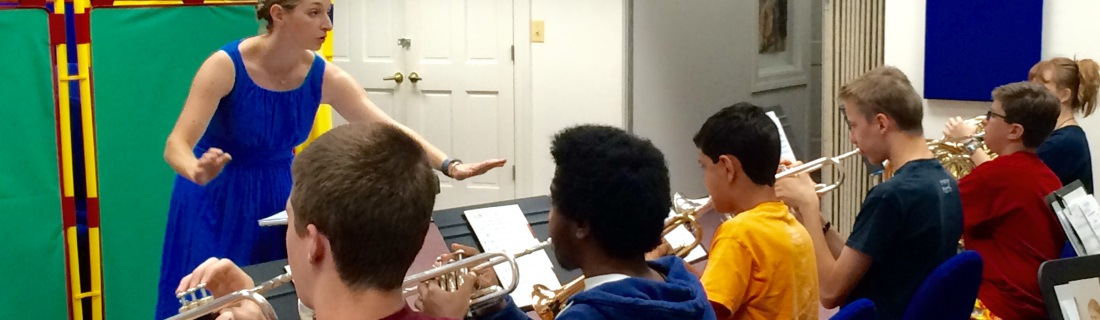 Trumpet CLasses at International School of Music in Bethesda and Potomac