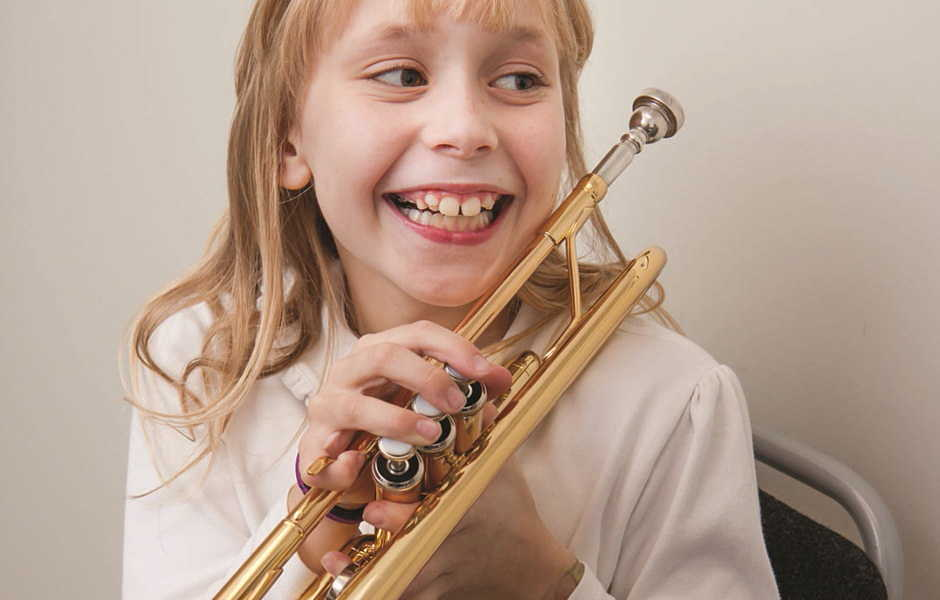 Trumpet Performances at International School of Music in Potomac and Rockville