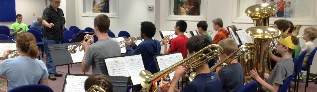 Tuba Classes at International School of Music in Bethesda and Potomac