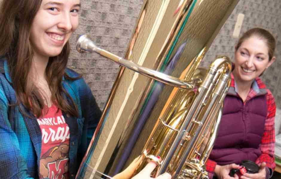 Tuba Classes at International School of Music in Rockville and Chevy Chase