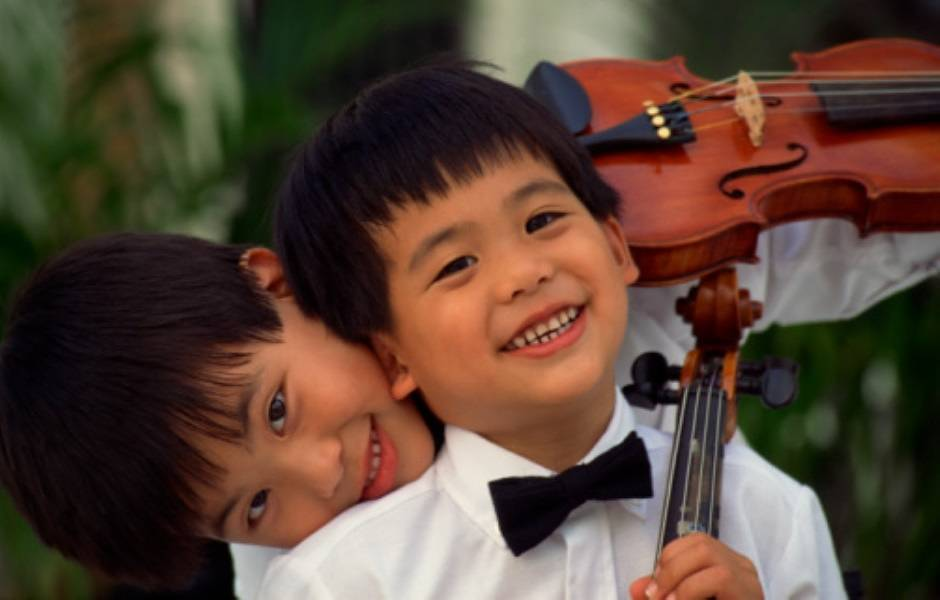 Viola Performances at International School of Music in Potomac and Chevy Chase
