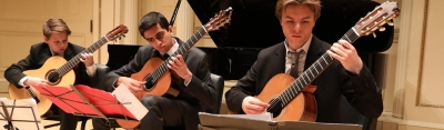 Guitar Group CLass at International School of Music in Potomac, Rockville and Washington DC