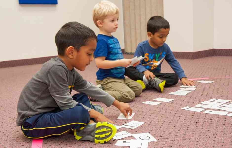 Musical Voyage Class for Preschoolers at International School of Music in Bethesda and Potomac