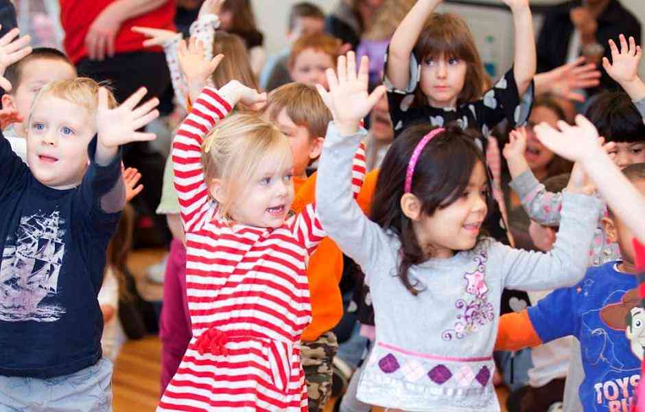 Preschool Music Lessons - Early Childhood Music Classes In Bethesda | The International School ...
