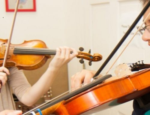 Private Music Lessons or Group Music Classes