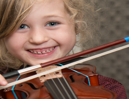 Quick Tips to Help Improve Your Violin Practice!