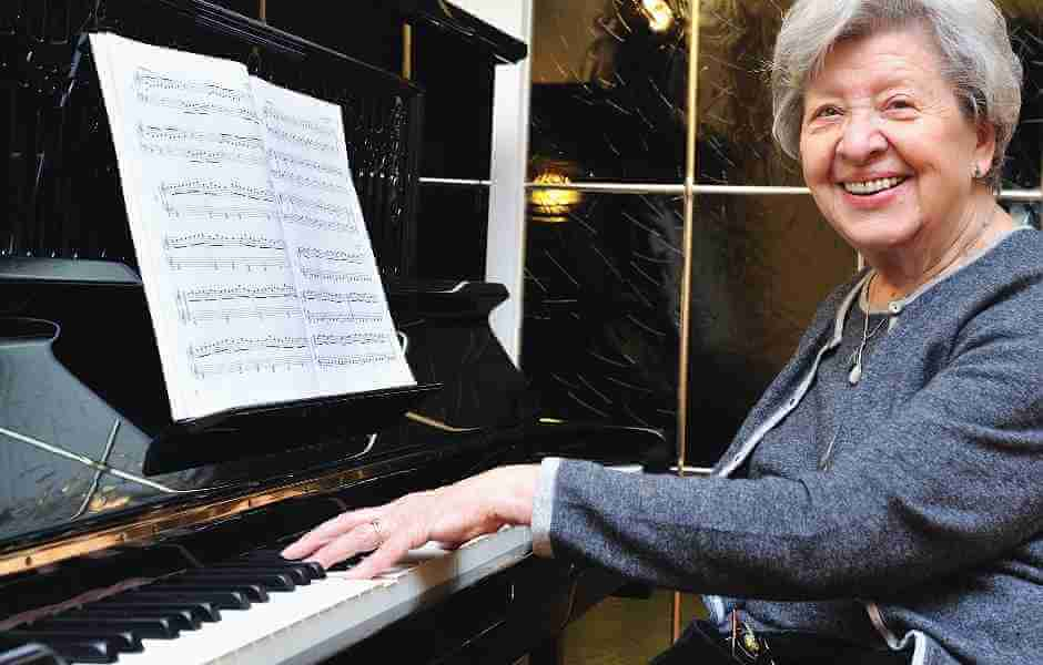 Piano Classes for Adults at International School of Music in Bethesda and Potomac