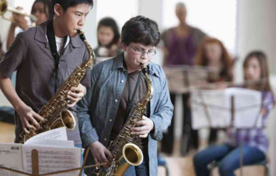 Saxophone Classes at International School of Music in Rockville and Potomac