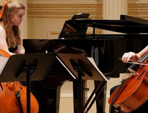International School of Music Honor Students to perform at the Carnegie Hall