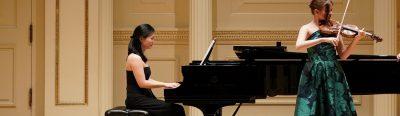 Carnegie Hall performance by International School of Music
