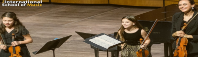 Music Lessons at International School of Music