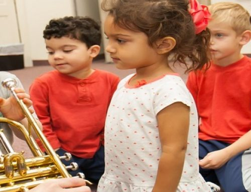 Music and Early Childhood Development