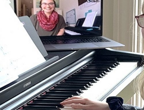 Stuck at Home? Activities Cancelled? Take Music Lessons ONLINE with International School of Music in the comfort of your home!