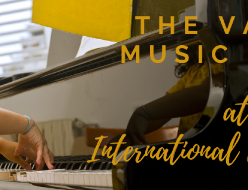 The Value of Music Lessons at the International School of Music